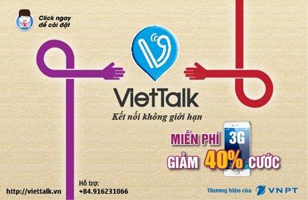 VietTalk: Sản phẩm Việt thu hút người Việt ?