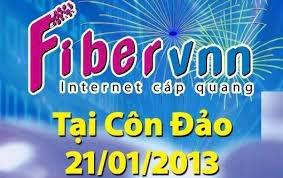 Khai trương dịch vụ FiberVNN tại Côn Đảo