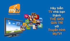 """Dịch vụ """"Phong cách sống"""" trên MyTV"""