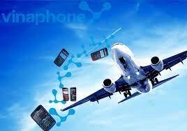 VinaPhone – mạng di động đầu tiên cung cấp dịch vụ điện thoại trên máy bay
